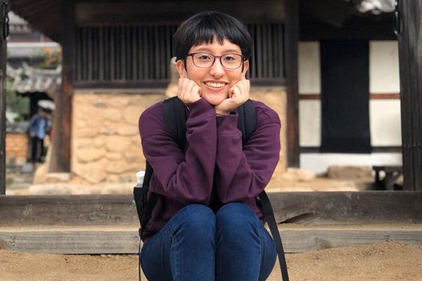 Daniela Meléndez : Siempre me ha fascinado la animación coreana
