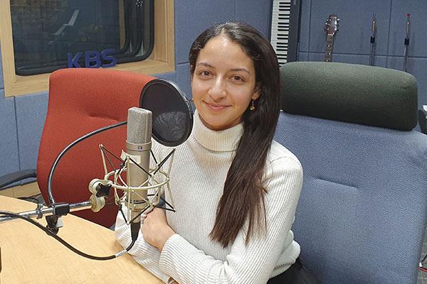 Aysha Al-Masri Tudela: Nada es imposible si pones empeño, ganas y positividad