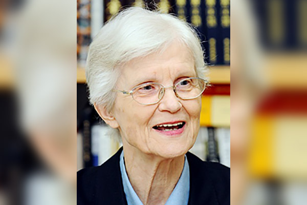 Prof. Dr. Martina Deuchler - Koreanistin der ersten Generation
