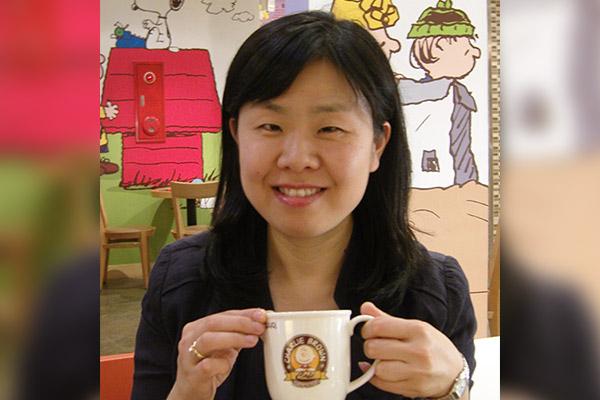 Park Jung Yuen  : Creo que la crisis nos mueve a otra dirección