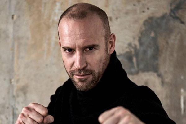 Actionschauspieler Andreas Fronk
