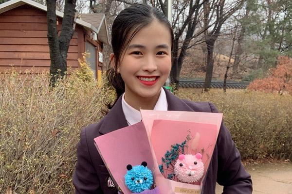 Nữ sinh Việt Nam trở thành thực tập sinh CJ Foodville nhờ đam mê nấu ăn từ những năm cấp ba