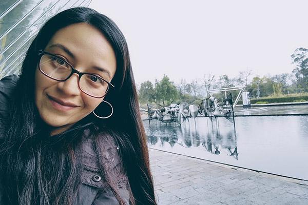 Nayelli López Rocha: Emociona ver la cara de los chicos cuando les cuentas cosas de Corea