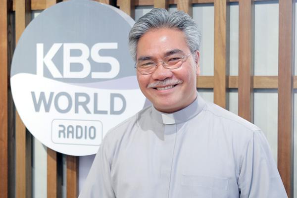 Linh mục người Mỹ gốc Việt làm Phó giám đốc Ủy ban Di dân của Tổng giáo phận Seoul