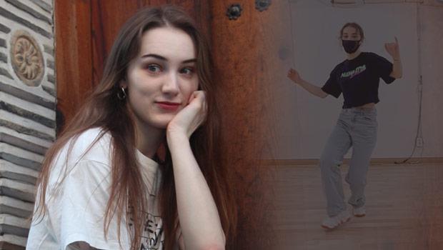 Tanzen ist ihre Leidenschaft - Lorien Göner