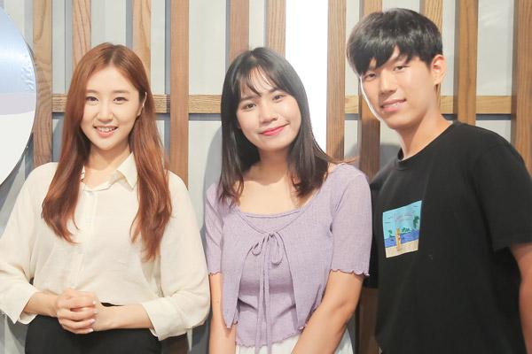 Chương trình dạy tiếng Hàn bằng tiếng Việt trên sóng truyền hình Hàn Quốc