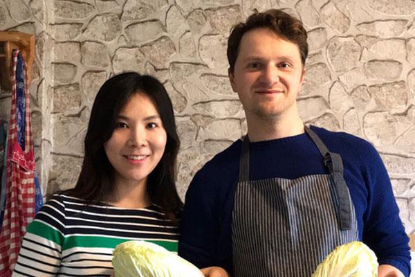 Mach es selbst: Kimchi