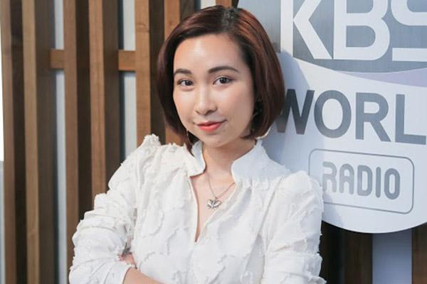 """""""Một năm trôi qua thật nhanh tại Hàn Quốc"""", Nguyễn Thanh Hà, chuyên gia hiệu đính Chương trình tiếng Việt"""