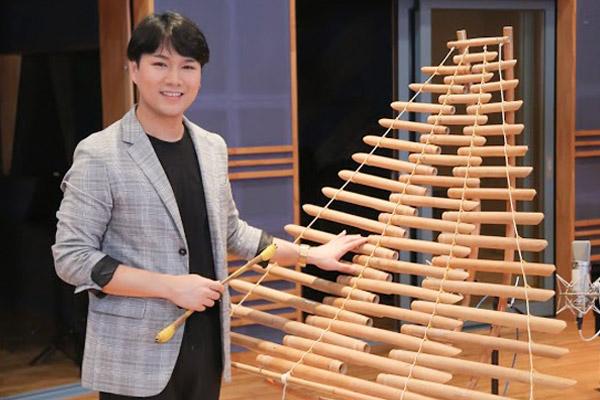 Nguyễn Đức Anh, du học sinh với niềm đam mê nhạc cụ dân tộc  T'rưng
