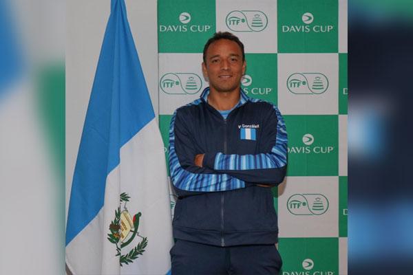 Wilfredo González: El tenis es similar a la vida; cada día hay retos y cada reto es como un partido