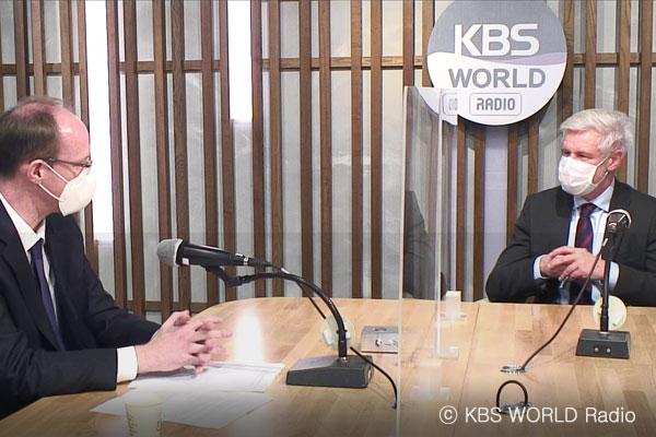 Michael Reiffenstuel, deutscher Botschafter in Südkorea (Teil 2)
