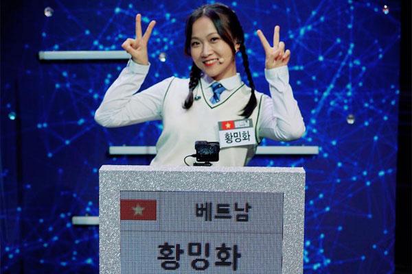 """Du học sinh Việt Nam đạt giải ba cuộc thi """"Quiz on Korea 2020"""""""