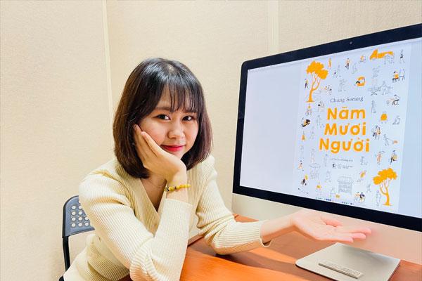 Du học sinh Việt và trải nghiệm lần đầu dịch tiểu thuyết Hàn Quốc