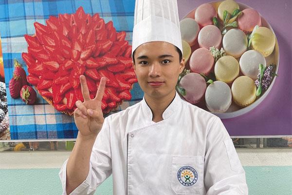 Từ sinh viên ngành thiết kế nội thất đến hoài bão kinh doanh nhà hàng ẩm thực tại Hàn Quốc