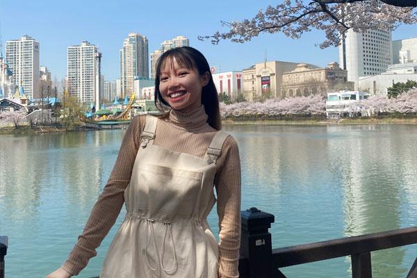 Sinh viên ngành phúc lợi xã hội với các hoạt động tình nguyện tại Hàn Quốc