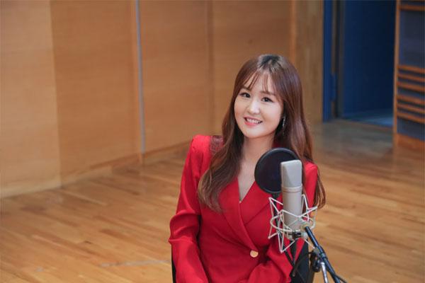 Giao lưu cùng nữ ca sĩ dòng nhạc Trot Yoon Soo-hyun