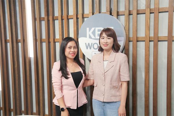 Gặp gỡ một trong những người Việt đầu tiên học khóa Điều phối viên y tế tại Hàn Quốc