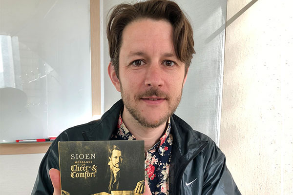[Rediffusion] Sioen, le plus adulé des chanteurs belges en Corée du Sud