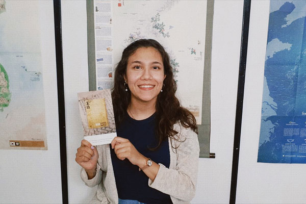 Luisa Ramírez Montoya: Si trabajas duro no hay límites, todo se puede lograr