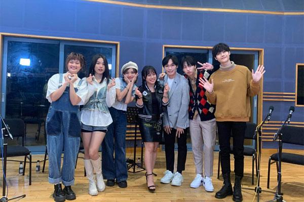"""Hai nhóm nhạc trẻ Việt Nam được đào tạo tại Hàn Quốc trong dự án """"The Hallyu Project: Grow Together"""""""