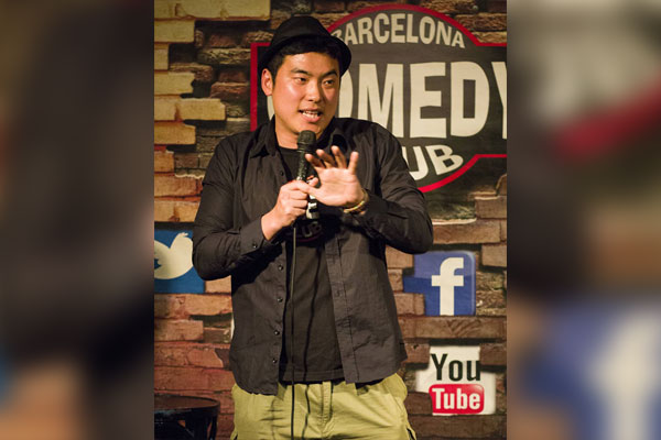Kim Byungsun: Donde haya risa, ahí quiero estar