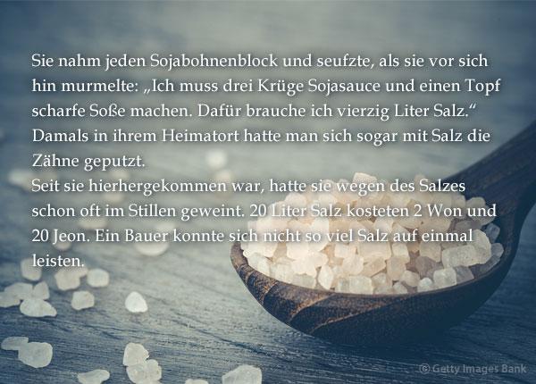 """Kang Kyeong-ae: """"Salz"""""""