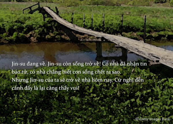 """Hai đời thọ nạn"" – Ha Geun-chan"