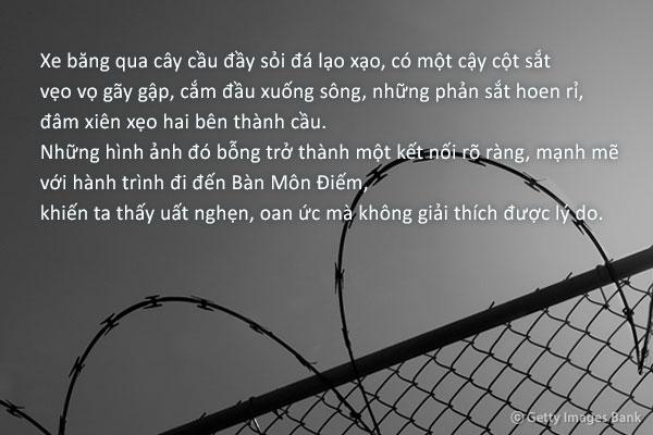 """""""Bàn Môn Điếm"""" – Lee Ho-cheol"""