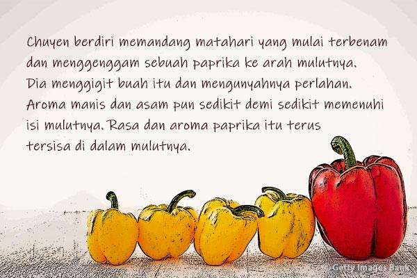 """""""Paprika"""" oleh Seo Sung-ran"""