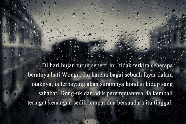 """""""Di Hari Hujan Turun"""" oleh Son Chang-sop"""