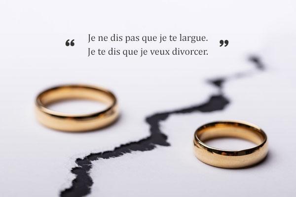« Divorce » de Kim Soom