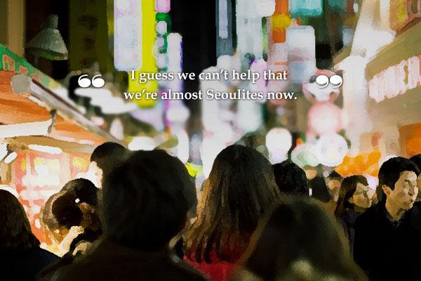 """Seoulites"" by Choi Il-nam"