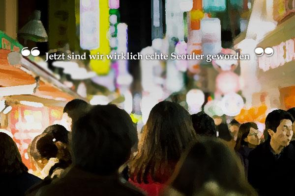 """Choi Il-nam: """"Leute aus Seoul"""""""