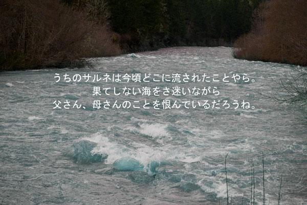 朴花城(パク・ファソン)の短編小説「洪水前後」