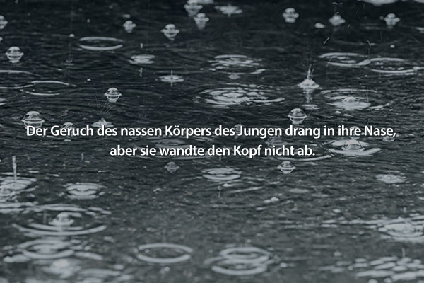 """Hwang Sun-won: """"Der Regenschauer"""""""