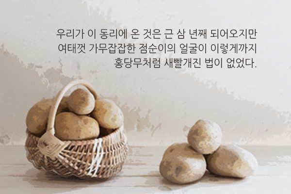 동백꽃 - 김유정