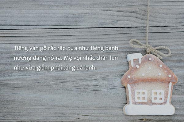 """""""Ngôi nhà làm bằng bánh xốp"""" – Ha Seong-ran"""