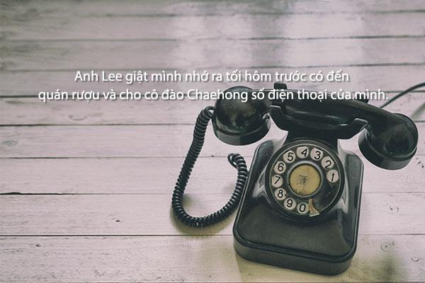"""""""Điện thoại"""" – Yeom Sang-seop"""