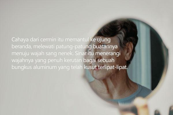 """""""Cermin Perunggu"""" oleh Oh Jung-hee"""