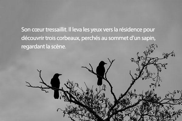 « Le Corbeau » de Yi Tae-jun