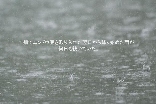 尹興吉(ユン・フンギル)の短編小説「梅雨」