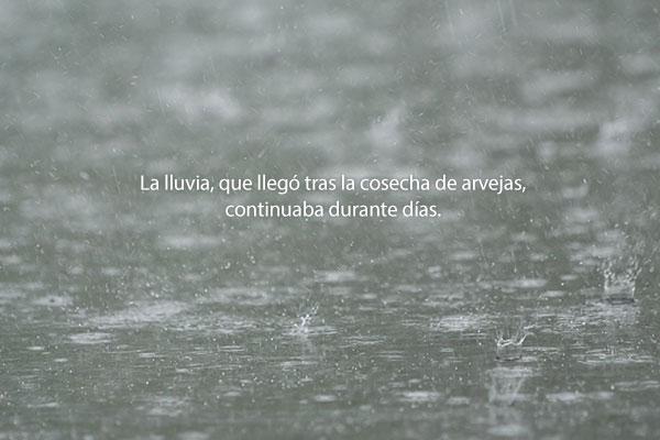'Temporada de lluvias', de Yun Heung Gil