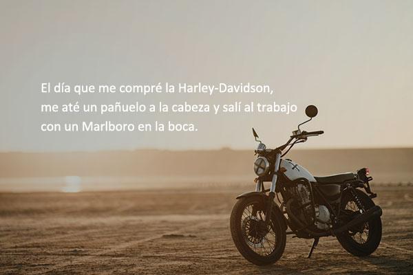 'Adiós, Harley', de Bae Sang Min