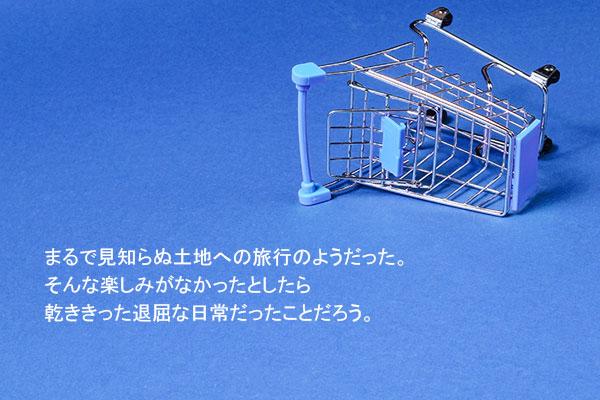 表明姫(ピョ・ミョンヒ)の短編小説「ショッピング、お好きですか?」