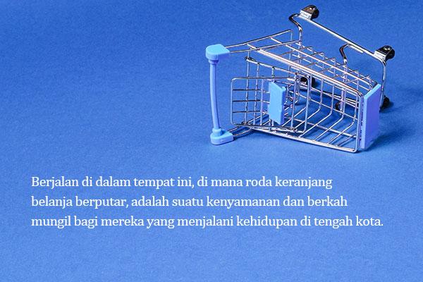 Apakah Anda Senang Berbelanja?