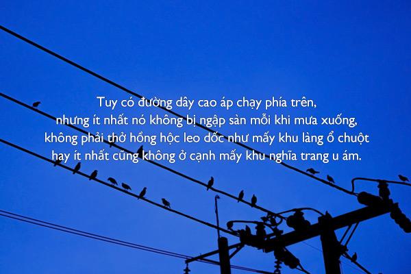 Đường dây cao áp – Cho Seon-jak