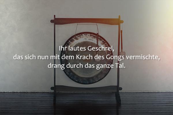 "Mun Suntae: ""Der Klang des Gongs"""