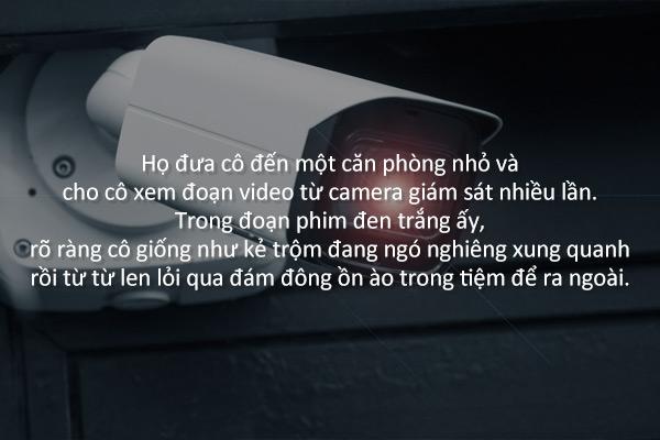 """Cho mượn cả ô chứ?"""" (Hwang Yeon-jin)"""