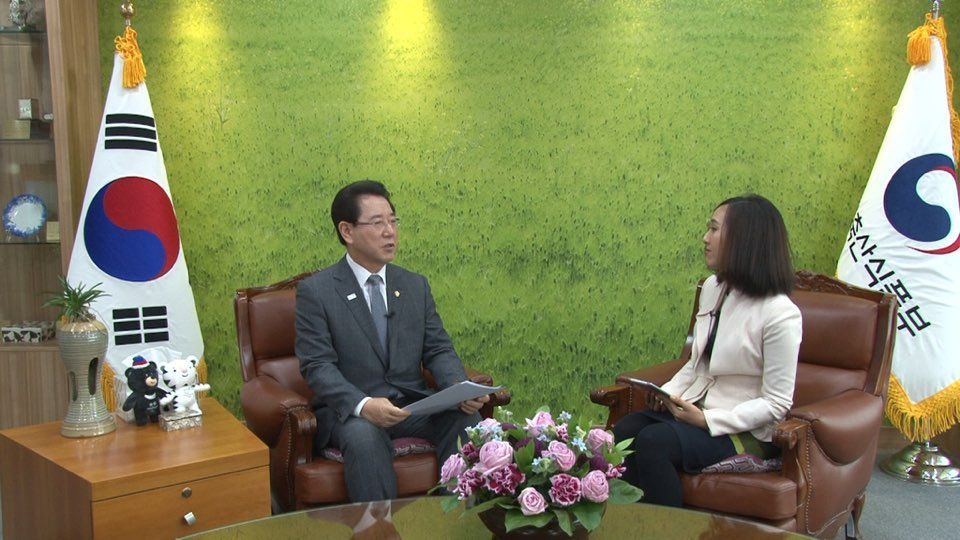 Exclusive Interview with Minister of Agriculture