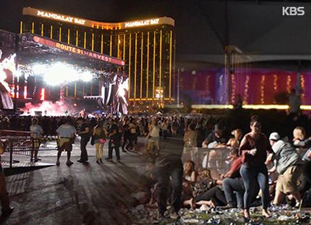 Tiroteo en Las Vegas deja más de 50 muertos y 500 heridos